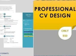PROFESSIONAL CV DESIGN