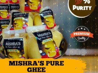 Mishra's Pure Ghee