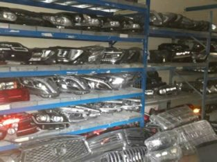 Used spare parts for immediate sale.