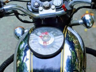 ROYAL ENFIELD MACHISMO ( LIMITED EDITION )