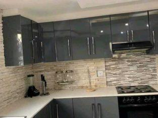 Kitchen Cabinets &; Granite fitting's