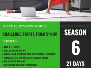 fittness and wellnes
