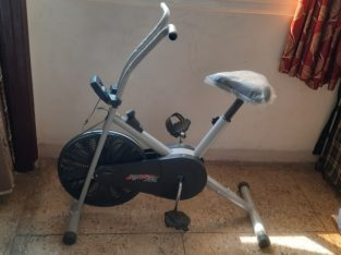 Exercise Cycle for Sale. Just 1 month old.