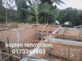sopian renovation and plumbing service 0173349483