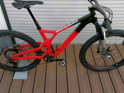 29er DCB F130 Trek Fuel Style Carbon Complete Trail Mountain Bike Full Suspension