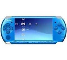 PSP console game