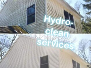 Hydro Clean Services   Professional house washing and window cleaning services in Kansas City, Missouri