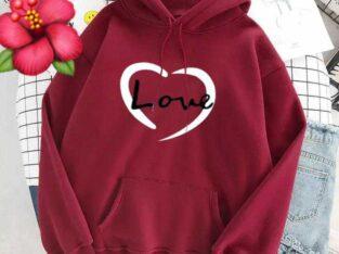 women's printed hoodies