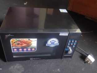 Electrolux microwave oven with GRILL & CONVECTION FULLY LODDED WORKING
