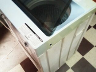 intex fully automatic top load washing machine 6.2kg 2 years old excellent condition