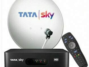 tatasky HD BOX +HINDI LITE HD PACK 1150 ON YOUR DISH AND YOUR WIRE