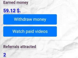 Get Dollars to Watch Videos