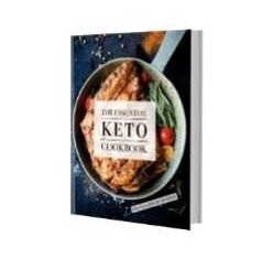 The Essential Keto Cookbook (Physical) – Free + Shipping