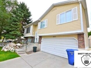 $1,195/mo – 3Bed/1.5Bath Single Family Home in West Valley City, UT 4RENT!!!