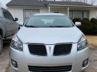clean Pontiac vibe for sale