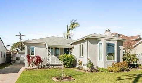 2,460/mo. 3Bed 2Bath Single Family Resident in Westchester-Playa Del Neighborhood Of LA