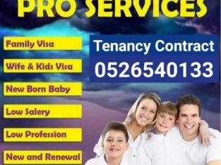𝙏𝙀𝙉𝘼𝙉𝘾𝙔+Ejari+family Visa Call$WhatsApp. 052-6540-133