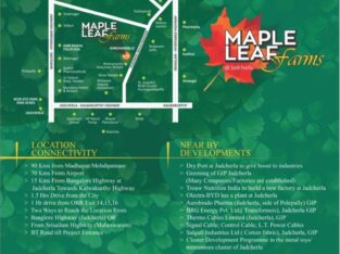 MAPLE FARM LANDS
