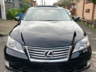 Lexus ES350 full options for sale
