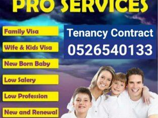 𝙏𝙀𝙉𝘼𝙉𝘾𝙔 +Ejari+ family visaCall.WhatsApp 052-6540-133