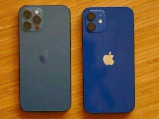 iPhone 12 and 12 pro