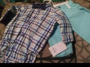 baby boys clothes. 2t