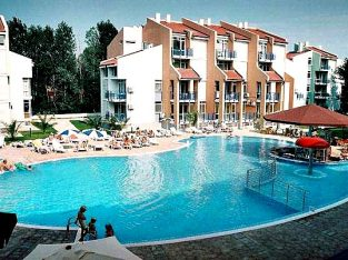Holiday in BULGARIA, Sunny Beach for Rent 250m from the beach.