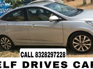Car Rentals Hyundai Verna (A/C) in Hyderabad