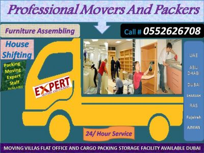 KBG Movers And Packers in Dubaí