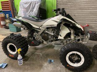 450 Kawasaki quad