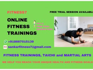 Fitness Training for weight Loss [online]