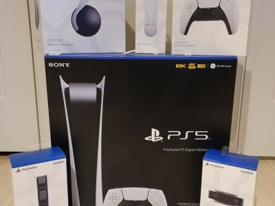 Discount For New PlayStation 5 Digital Edition PS5 Console Disk Version Standard Blu Ray with